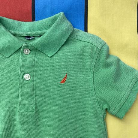 kids S/S polo shirt NAUTICA (90cm)