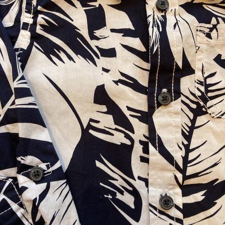 kids L/S design shirt(2T/90cm)