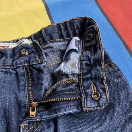 kids LEVIS 505 denim pants(7T/116〜122cm)