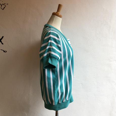 lady's stripe pattern lib tops