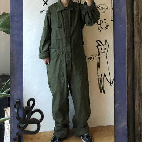 """lady's military coveralls """"type 1"""""""