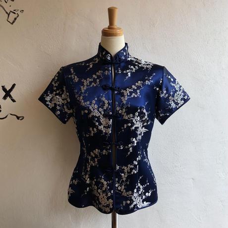 lady's china design blouse
