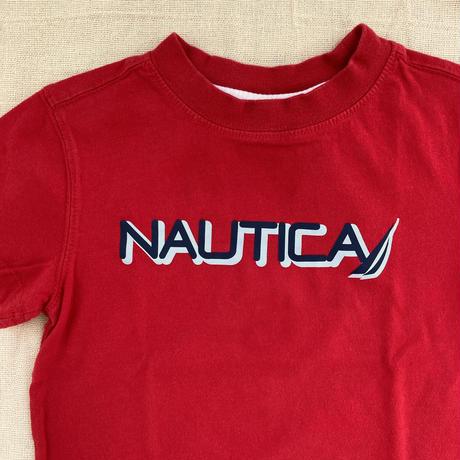 kids S/S NAUTICA T-shirt(85〜90cm)