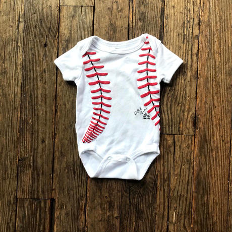 kids baseball rompers(50cm)