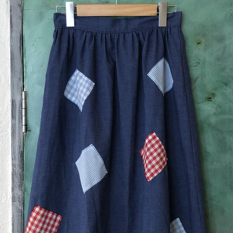 lady's 1970's maxi length skirt