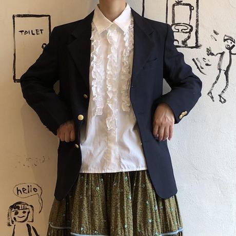 lady's navy blazer