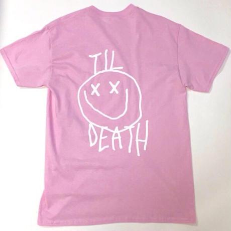 Ryan Hawaii/Smile Tshirts  ピンク