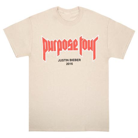 Purpose tour/Justin bieber official Tshirts