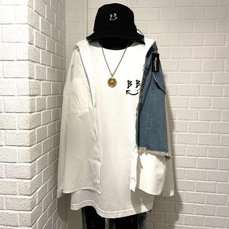 Mismatch NYC/Rework denim shirts