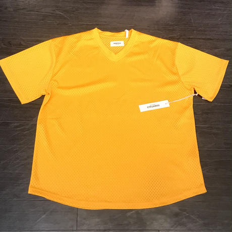 Fear Of God  FOG Essentials/Graphic Mesh Tee YELLOW