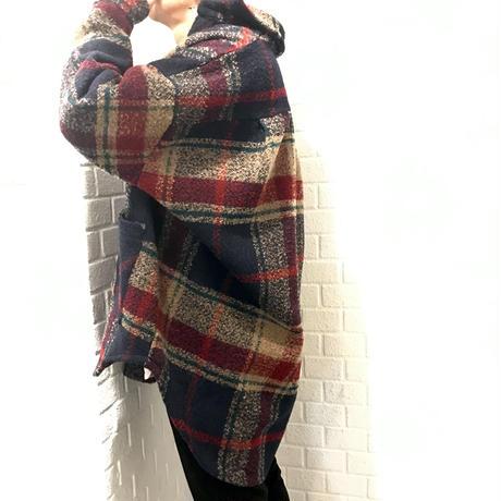 Mismatch NYC/Oversized Flannel shirts  jacket
