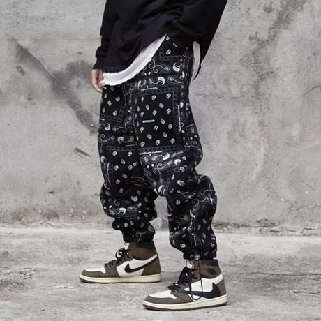 WOSS.official/BANDANA Sweat Pants