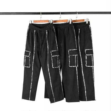 WOSS.official/Paint Cargo Pants