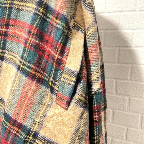 Mismatch NYC/Oversized Flannel shirts