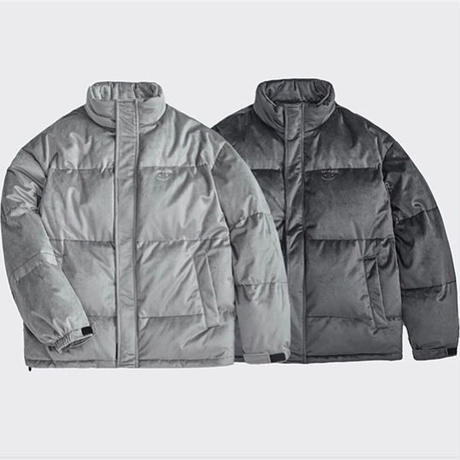 WOSS.official/Feather Velor DOWN JACKET