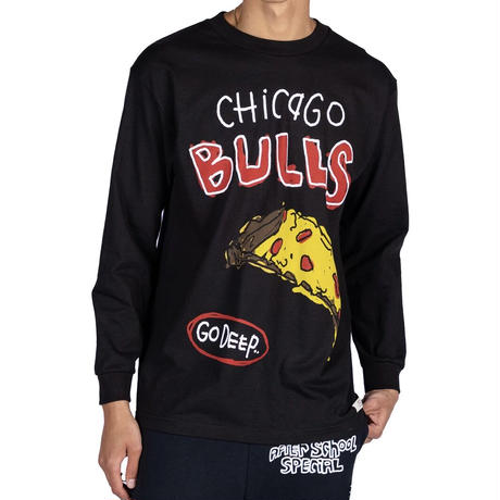 NBA × After School Special/Chicago Bulls  Longsleeve  Tshirts