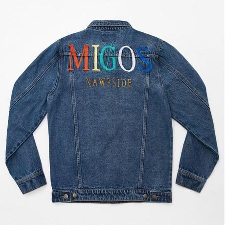 MIGOS/Offcial Denim Jacket
