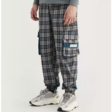 WOSS.official/check  pants