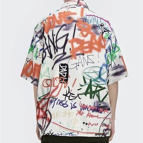 WOSS.official/ oversize Art shirts