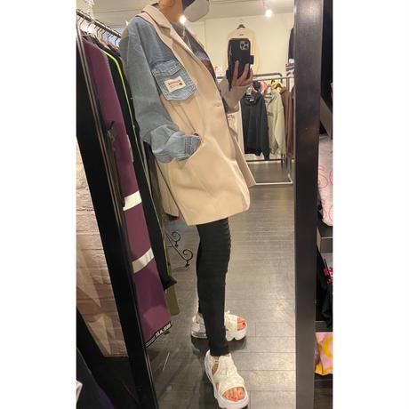 Mismatch NYC/Rework tailored Jacket