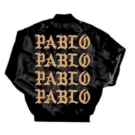 PABLO Tour/PABLO BOMBER JACKET
