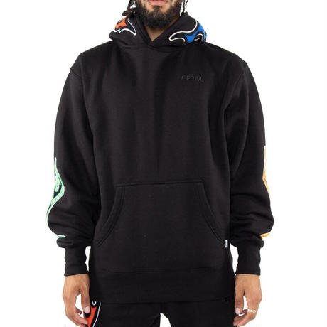 EPTM/FLAME HOODIE Mix Color