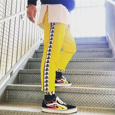 Pretty Boy Gear/Play no game Track  Pants  YELLOW