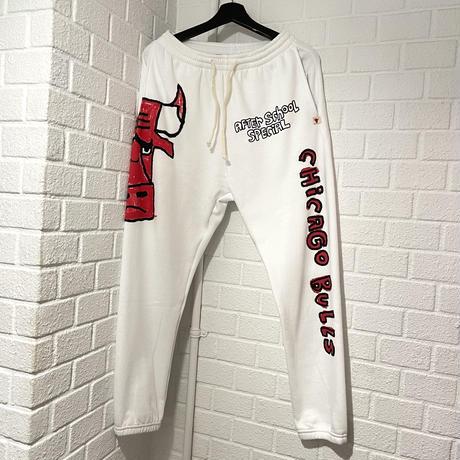 NBA × After School Special/Chicago Bulls  SweatPants
