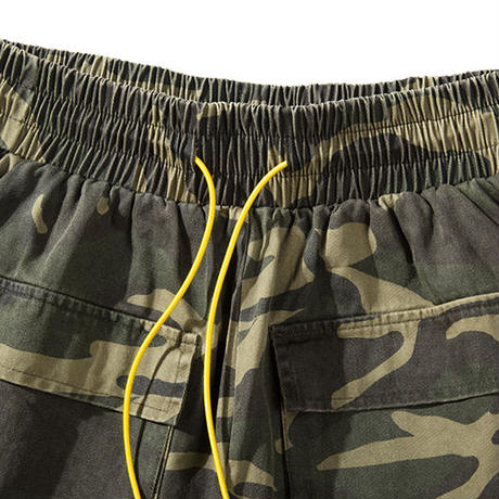 Mismatch NYC/CAMO Shorts