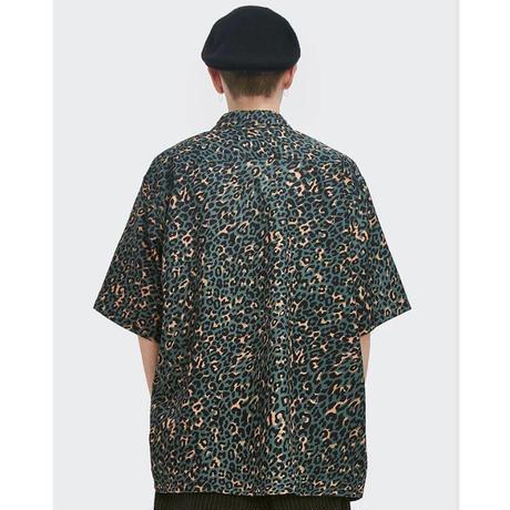 WOSS.official/ oversize Leopard shirts