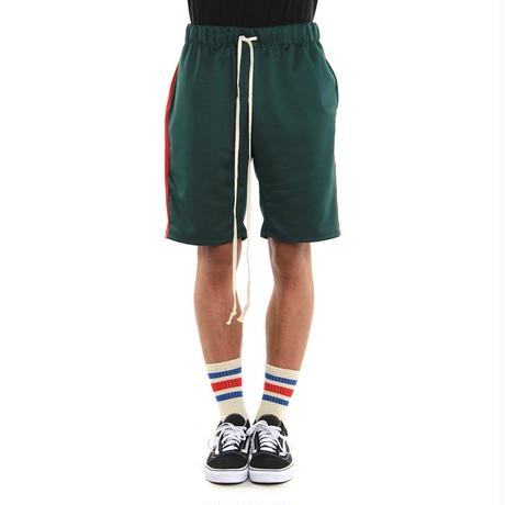 EPTM/Track Shorts  GREEN×RED