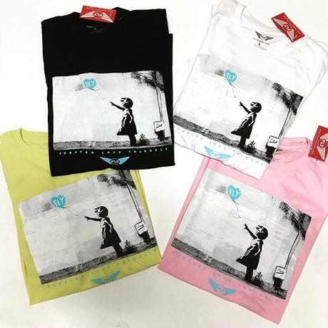 FLY Street Life/Banksy Tshirts