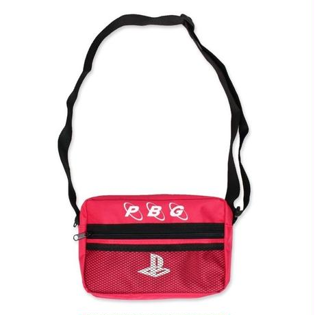 Pretty Boy Gear/Play no game SHOULDER BAG   RED
