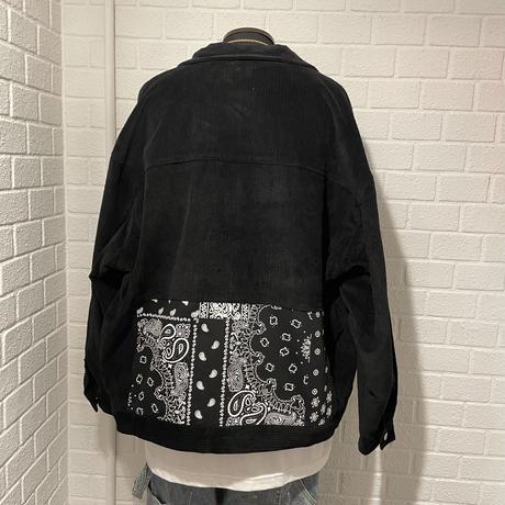 Mismatch NYC/Corduroy Jacket