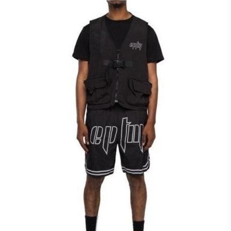 EPTM/reflector Fishing Vest Black