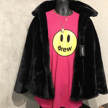 Mismatch NYC/Oversized Fur Coat