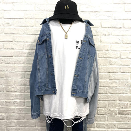 Mismatch NYC/Rework Denim Jacket