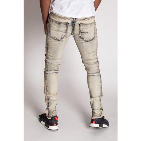 KDNK/bleached  denim pants