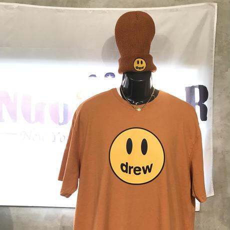 """Drew House/Mascot waffle Beanie """"Burnt Orange"""""""