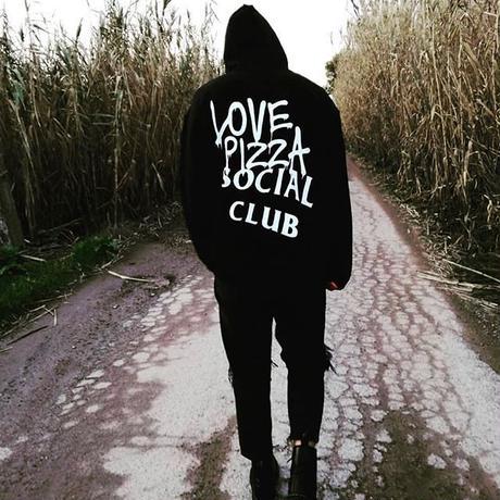 No Perfect Italy/LOVE PIZZA SOCIAL CLUB BLACK