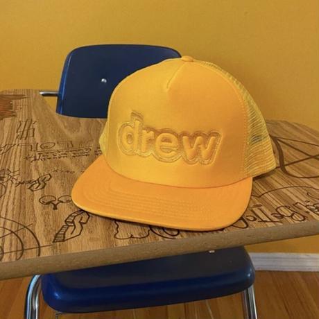 Drew House/LOGO Trucker Mesh CAP