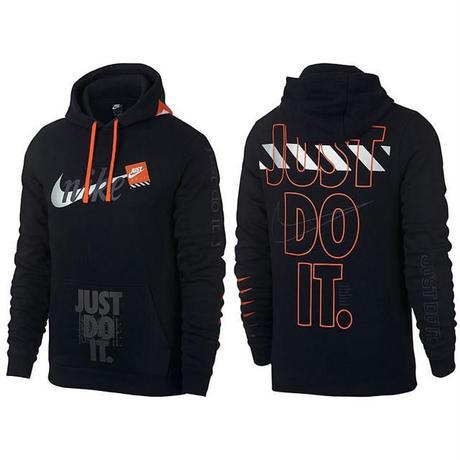 """NIKE/US限定  """"Just Do it"""" フーディー ブラック"""