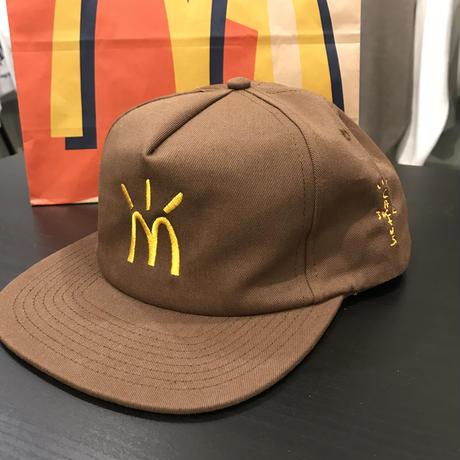 Mcdonalds × Travis Scott /Cactus Jack CAP
