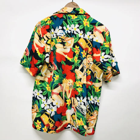 WOSS.official/ VINTAGE Girls Aloha shirts