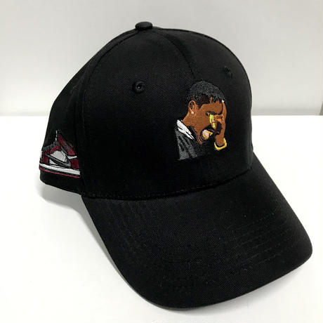 "Mismatch NYC/""Travis Scott"" kicks Cap"