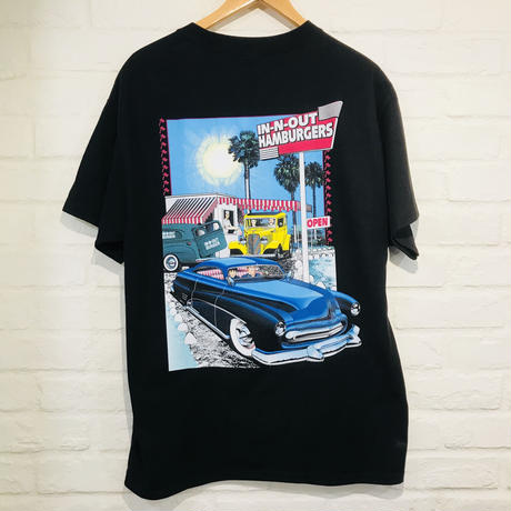 In Out Burger/Vintage Car Tshirts
