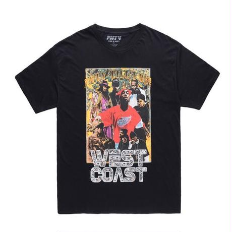 FNTY/2PAC SHAKER WEST COST Tshirt