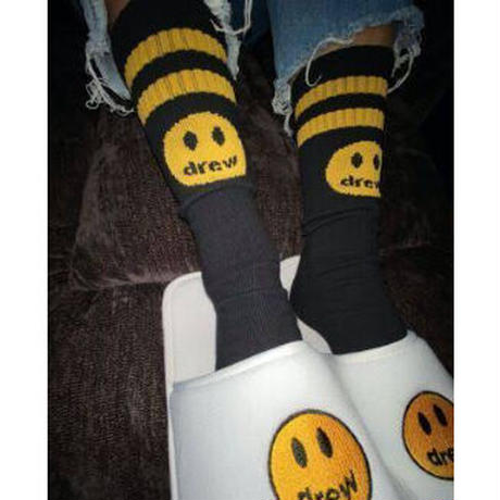 Drew House/Mascot Socks BLACK