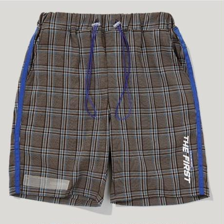 WOSS.official/Check Shorts
