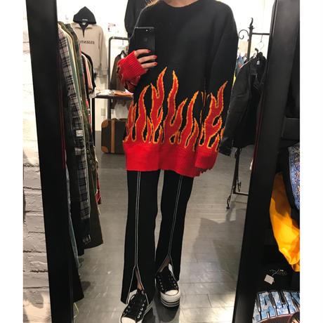 WOSS.official/FLAME Knit wear